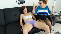 BP011- Panty Orgasm Vibrator Melissa Morgan - Preview