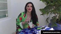 Dick Sucking BBW Angelina Castro Wraps Phat Lips Around Cock ‣ exploited moms anal thumbnail
