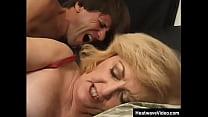Older slut fucked hard