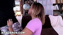 BANGBROS - Brunette Teen Kesiah Grey Shows Off Her Sweet Big Ass image