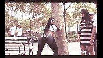 Dance of the watermelon Butt New York USA
