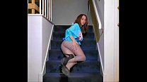 Luna Lain's Exotic Stair Strip & Play