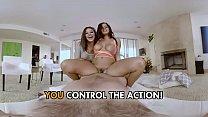Download video bokep Threesome with Abella and Keisha 3gp terbaru