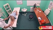Busty Young Wife Cheating with Doctor Vorschaubild