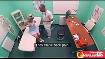 13674 Busty Young Wife Cheating with Doctor preview