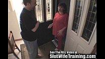 slutwifetraining pregnant carmen 5min