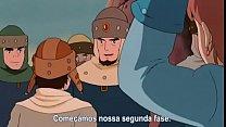 Nausicaä do Vale do Vento (1984)