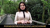 10910 LA COCHONNE - Cum in mouth and DP for Anna Polina preview