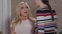 I don't need any privacy, don't be silly! - Christie Stevens and Lana Rhoades Preview