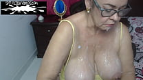 STUDIO 382976-ELIZABETH PART 2 AVAILABLE AT:: https://spitfetishvideos.com/product/studio-382976-elizabeth-part-2-spit-and-snot-bukkake