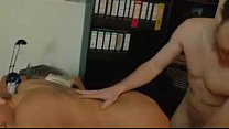 Image: BIG TITS secretary gets creampied in the office