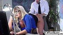 Slut Hot Girl (julie cash) With Big Boobs Enjoy Nailed Hard In Office vid-19