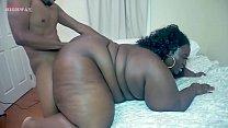 big booty chocolate Chrissy Santana taking Big ...