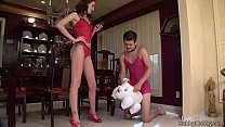Hailey makes him her slave and cuckold.'s Thumb