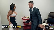 Dirty Masseur - (Ella Knox, Seth Gamble) - Employee Appreciation - Brazzers