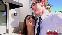 ABELLA danger - Lets Try Anal Mofos