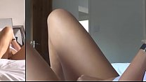 Mom Caught Masturbating In Front of Step Son thumbnail