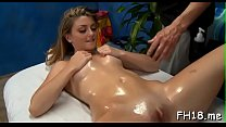 Sexy Staci Silverstone cums from huge pole