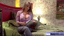 Sex Action With Big Round Boobs Housewife (darla crane) video-12