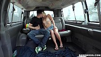 From The Fishing Pole To The Meat Pole with Riley Star on BangBus image