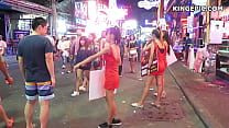 Thailand's Naughty Nightlife - Bangkok & Pattaya!