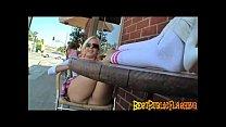 Eden Adams Loves To Show Her Bod in Public. Part 1
