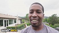 10075 BANGBROS - Young PAWG Riley Reid & Isiah Maxwell BTS Footage preview