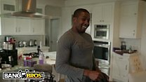 11014 BANGBROS - Young PAWG Riley Reid & Isiah Maxwell BTS Footage preview