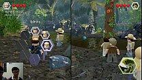 let's play Lego Jurassic World (Jurassic Park 3)