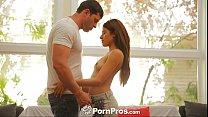 HD - PornPros Latin Ava Mendes celebrates with ... thumb