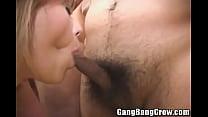Lisa Sparxxx's 50 Guy Mother Of All Gang Bang Parties #1 Vorschaubild