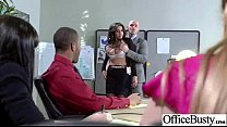 Horny Worker Girl With Big Tits Banged Hard Style In Office (stephani moretti) vid-01