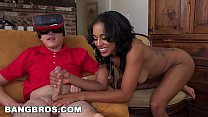 BANGBROS - Super Hot Cyber Sex with Anya Ivy and Juan El Caballo Loco