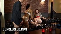 Busty MILF Ania Kinksi invites Misha Cross for a perverse threesome