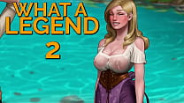 Download video bokep WHAT A LEGEND #02 - A naughty fairy tale 3gp terbaru