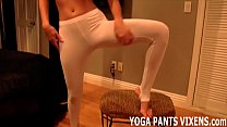 Let Me Give You  A Handjob In My Yoga Pants Jo y Yoga Pants Joi