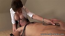 Lady sonia strapped down and fucked hard ⁃ (beeg sex vedio) thumbnail