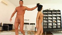 Renata gets anal sex Perfect Gonzo style by Ass Traffic