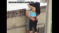 Amateur video caught boy giving his girlfriend ...'s Thumb