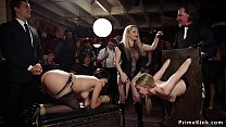 Orgy bdsm party fingering and fucking thumbnail