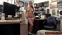 Sexy babe screwed by nasty pawn keeper thumbnail