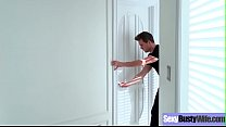 (Jessica Jaymes) Superb Busty Housewife Get Hard Bang On Cam movie-11