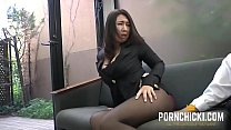 JAV Secretary fucked by her older boss - More at PornChicki.com tumblr xxx video