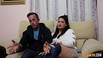 Chubby Latina enjoys greatly being pounded up h...