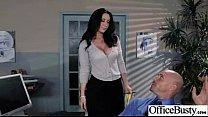Sex Tape In Office With Slut Nasty Big Melon Tits Girl (jayden jaymes) vid-16