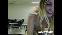 College girl masturbates public room  live webcam chat