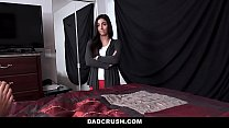 DadCrush - Hot Stepdaughter Begs Dad For Reward