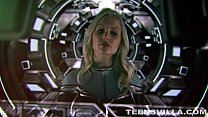 Captain Marvel XXX Scene 2 Ft Kenzie Taylor