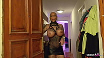 GERMAN SCOUT - BALD HEAD ESCORT KITTY CORE WITH BIG TITS TESTED BY AGENT