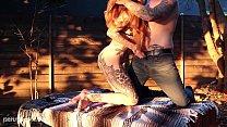 lupe burnett - Outdoor Sunset Sex With Johnny Goodluck thumbnail